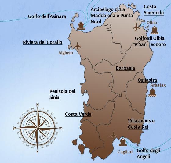 I migliori hotel in Sardegna, resort e residence esclusivi