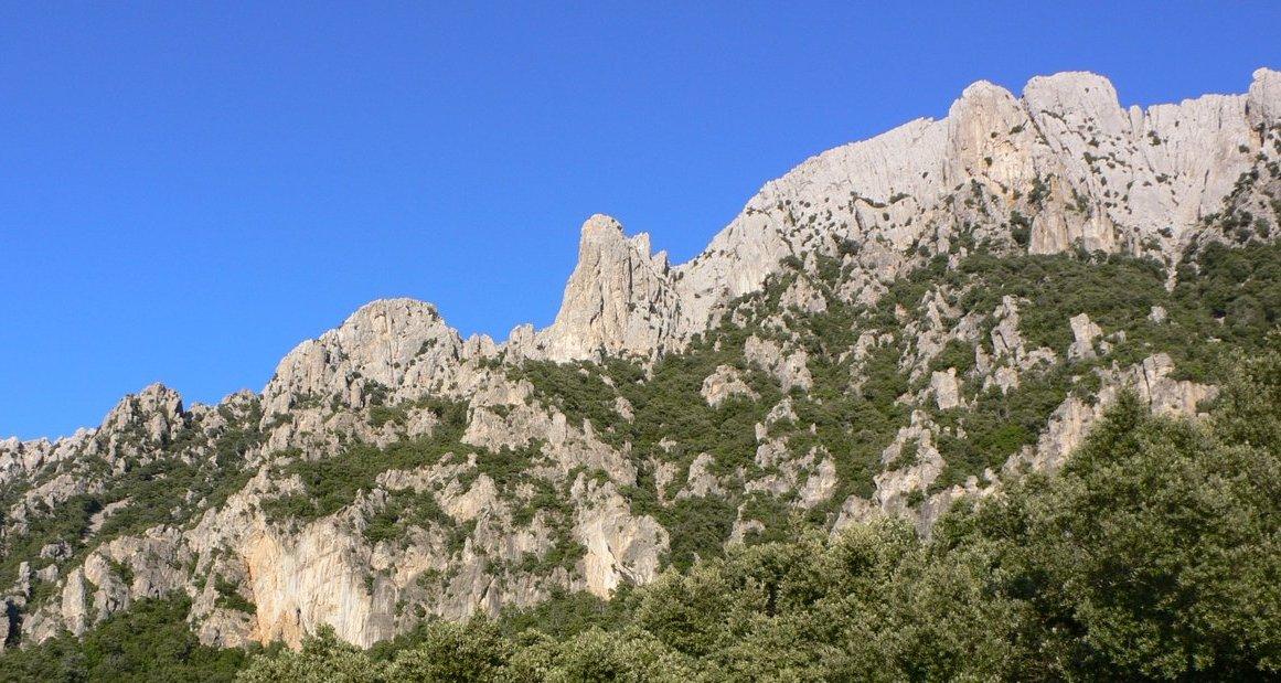 Oliena, Monte Maccione