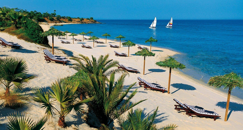 Spiaggia Forte Village, Santa Margherita di Pula