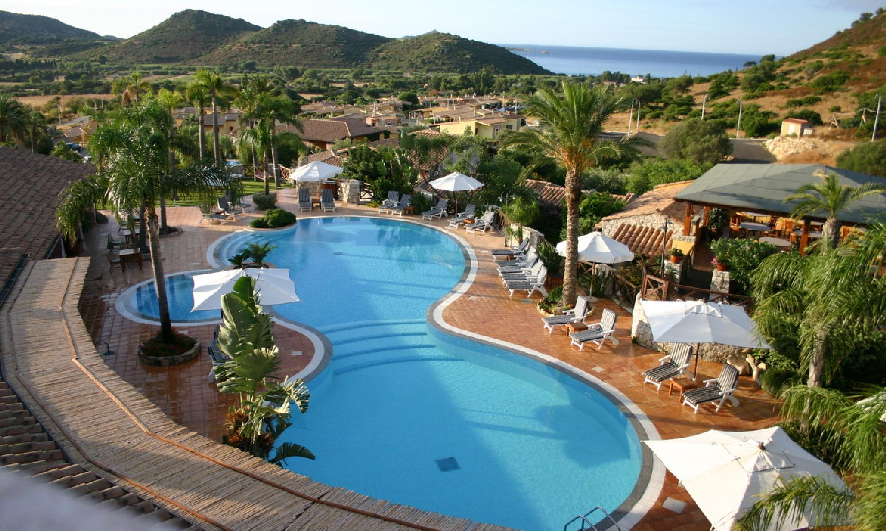 Cruccuris Resort, Sardegna