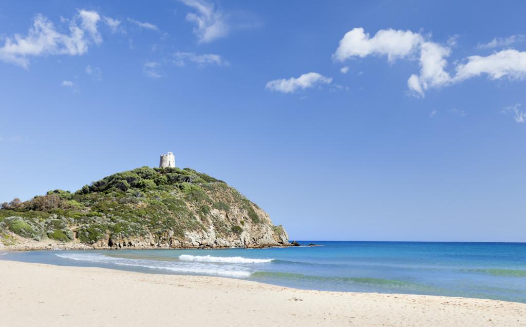 Cagliari - Spiaggia di Chia