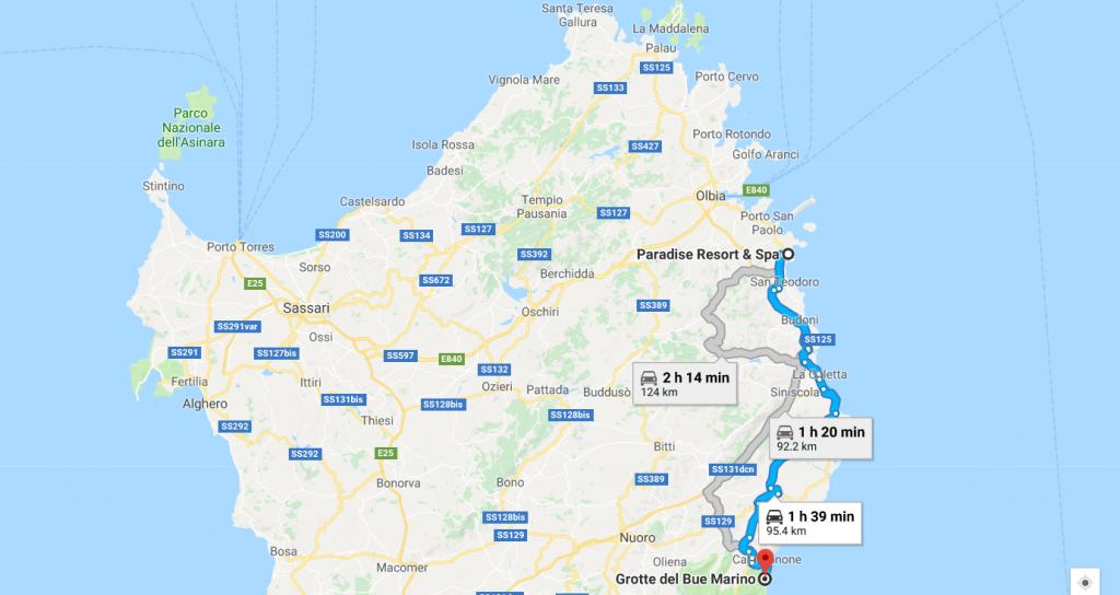 Cartina Spiagge Sardegna Nord.Sardegna In Moto Un Differente Modo Di Vivere La Sardegna Wonderful Sardinia
