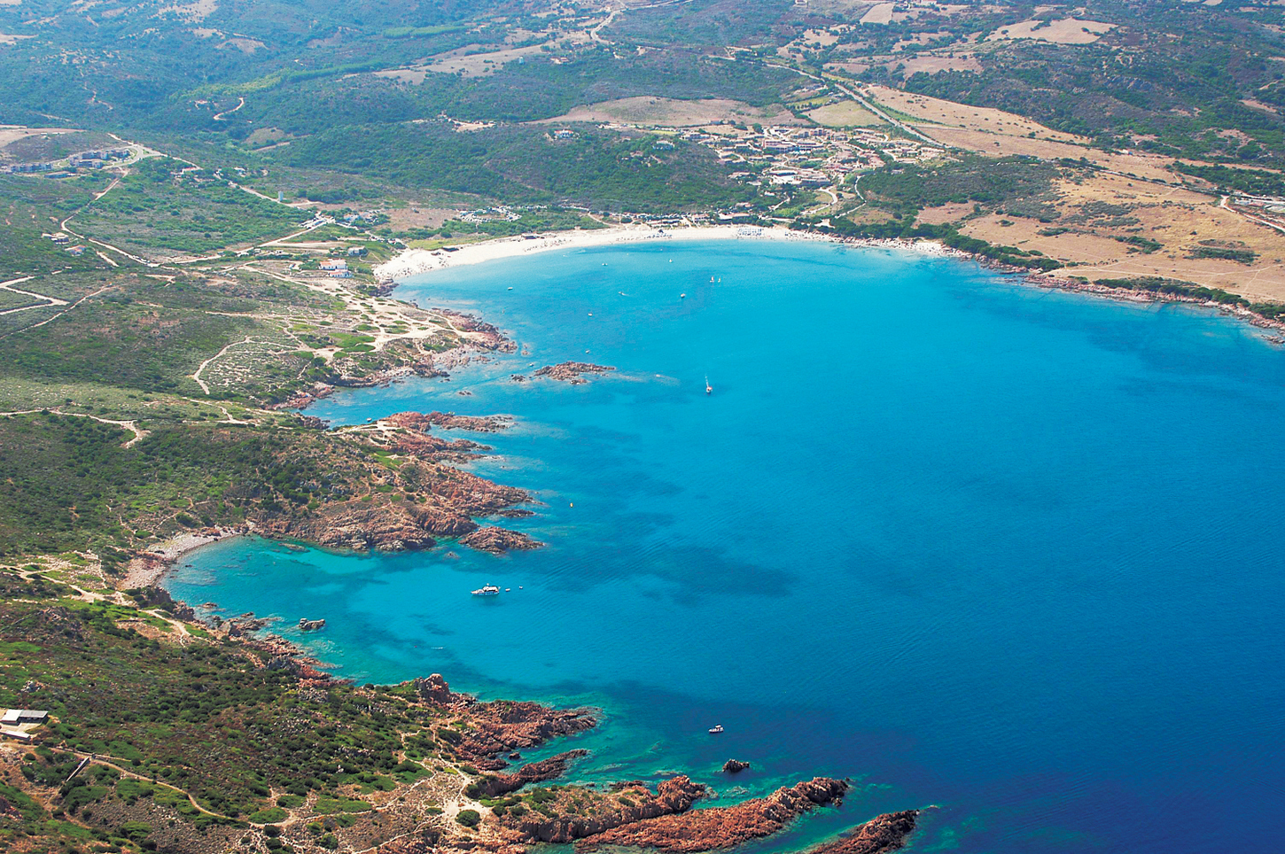 Isola Rossa Sardinia Hotels Beaches Things To Do And See
