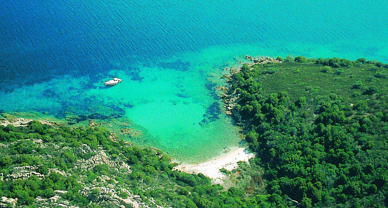 Palau, Cala Selvaggia