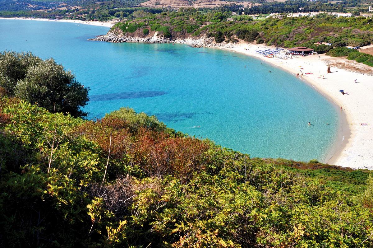 Spiaggia di Sant'Elmo, Costa Rei
