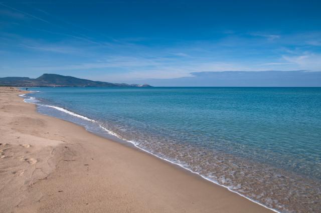 Sardinian holidays - Asinara