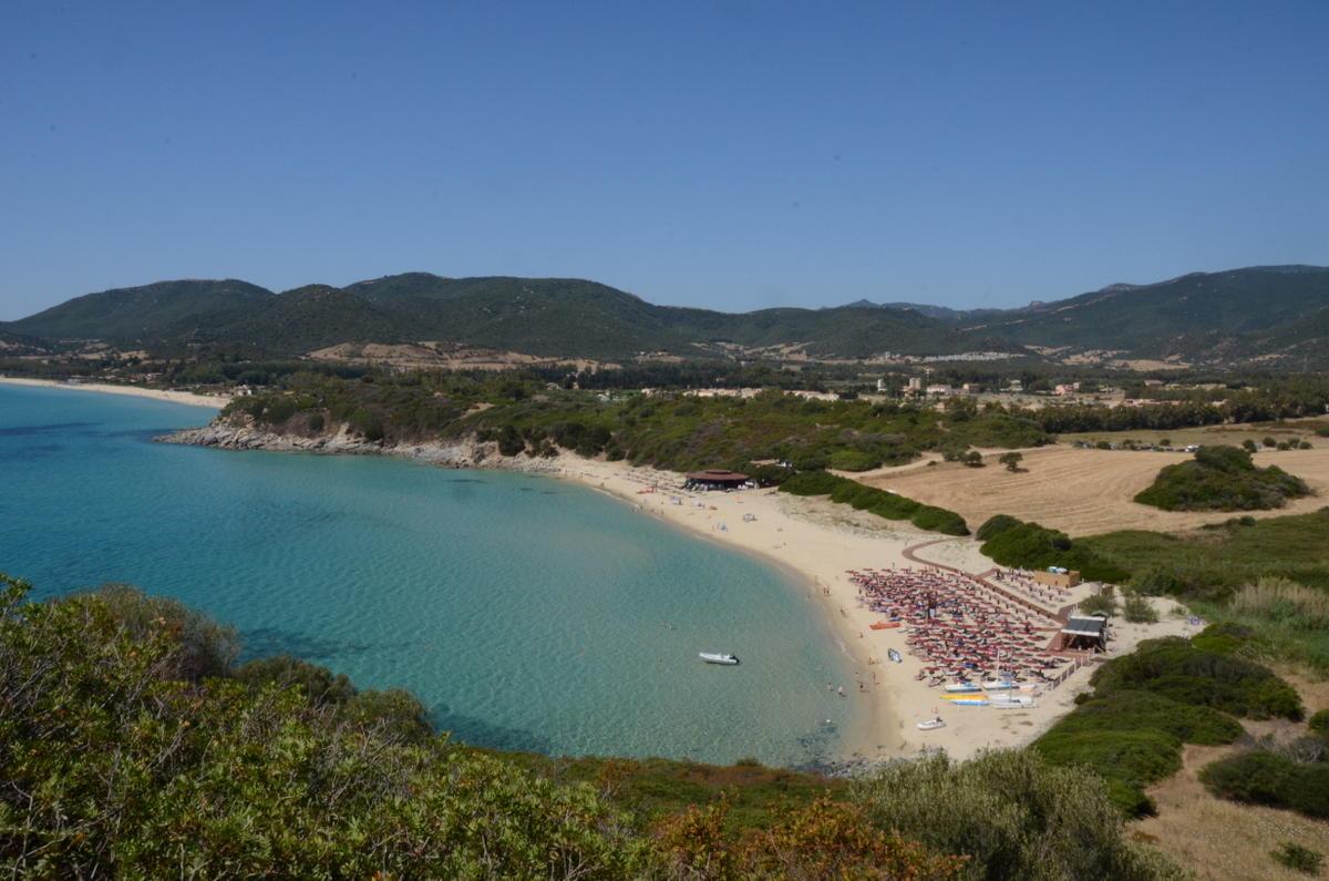 Spiaggia di Costa Rei