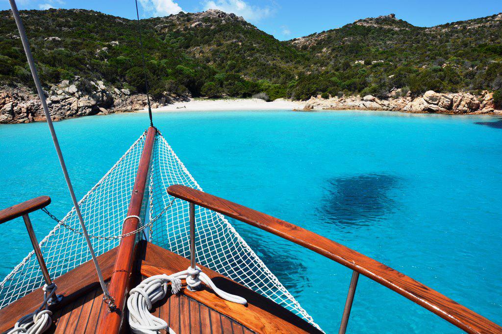 Sailing Ship Cruises To La Maddalena Archipelago