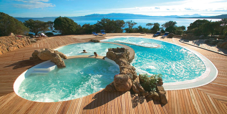 Hotel Capo D'Orso Thalasso & SPA, Palau