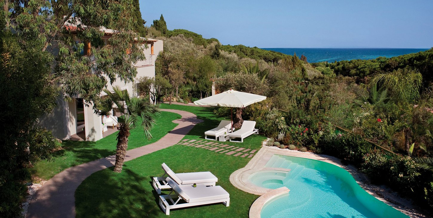 Hotel Castello - Forte Village Resort, Santa Margherita di Pula