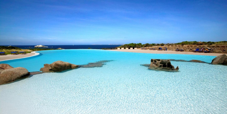 Star Beachfront Hotels In Sardinia