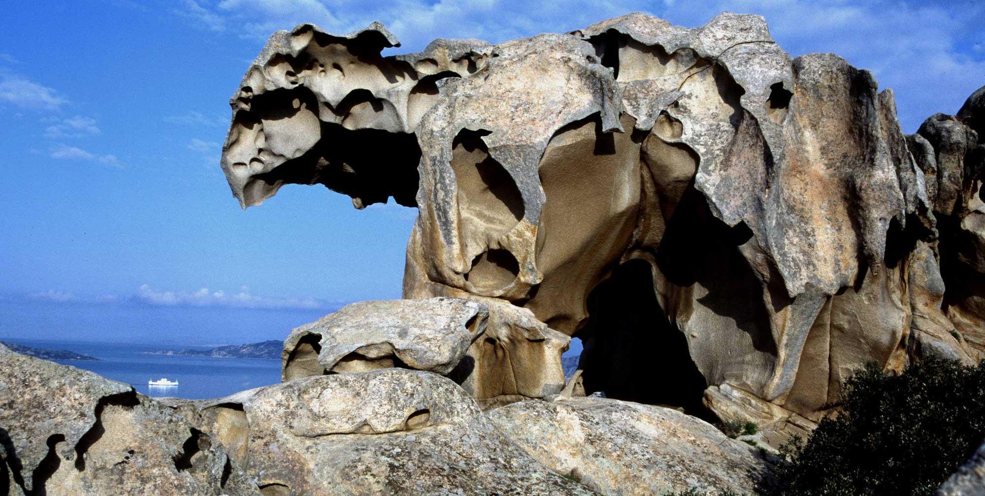 Palau - Roccia dell'Orso