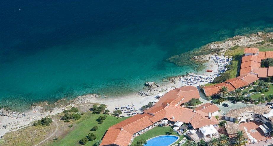 Porto Rotondo, spiaggia Sporting