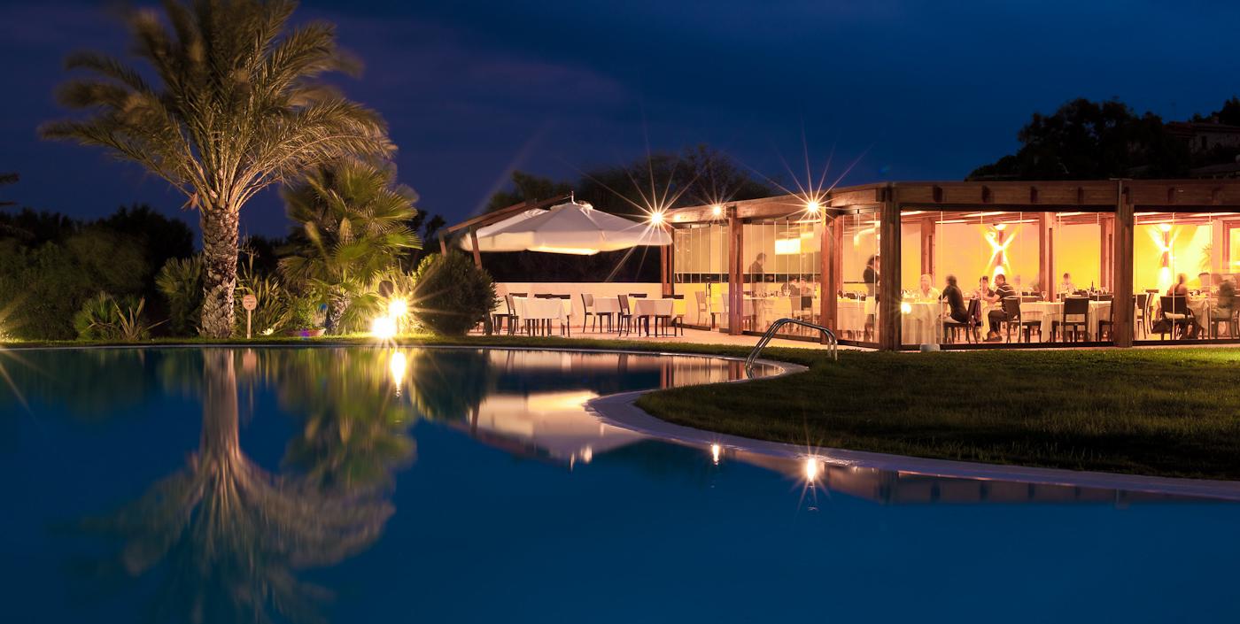 Hotel Aquadulci, Chia