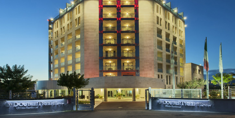 Hotel Doubletree by Hilton Olbia - Sardinia