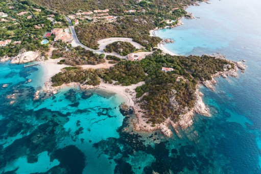 Sardinian holidays - Emerald Coast