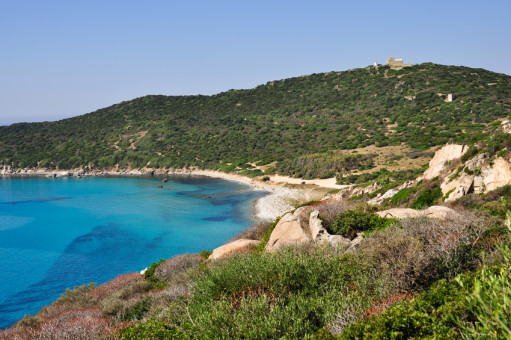 sardinian holidays - Villasimius and Costarei
