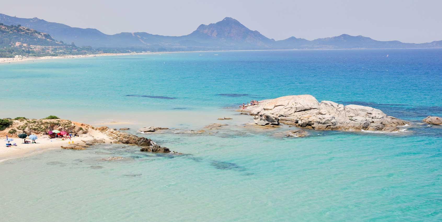 Le 3 migliori escursioni da fare a villasimius e costa rei - Spiaggia piscina rei ...