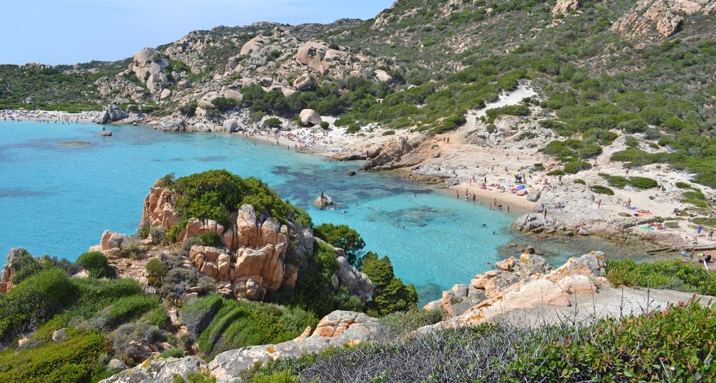 Isola di Spargi, Arcipelago di La Maddalena (OT)