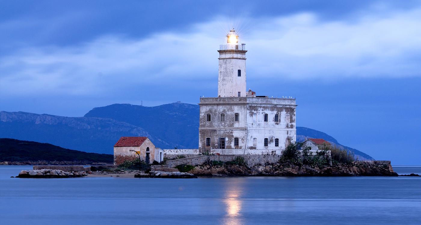 Faro di Olbia, Olbia (OT)