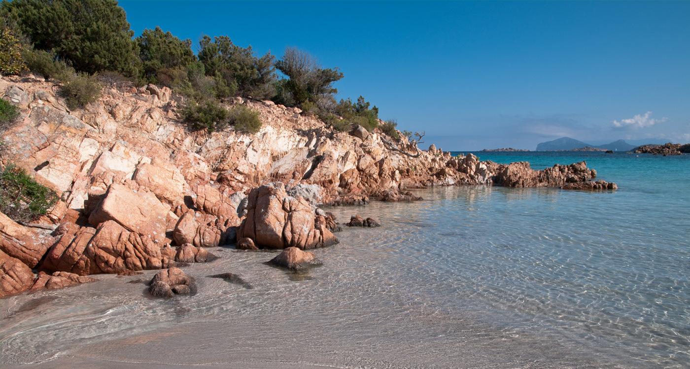 Arzachena, Spiaggia del Principe
